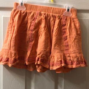 Girls Mudd Layered Skirt Size 10